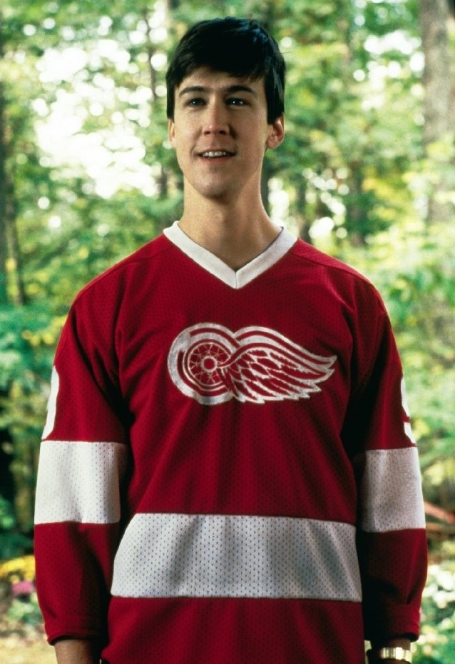 Alan Ruck in Ferris Bueller´s Day Off... he was so adorable when he was younger!