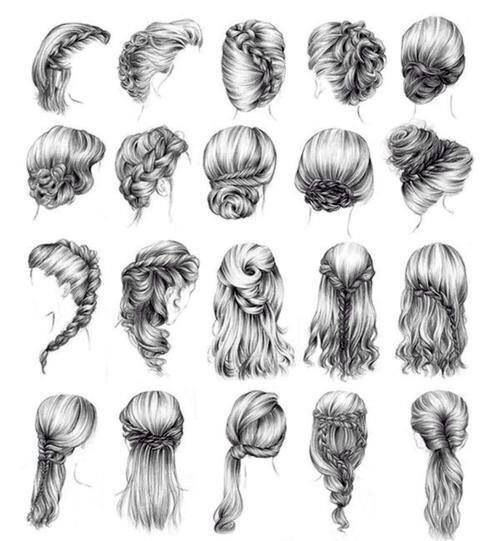 Hairstyle ideas for steampunk wedding