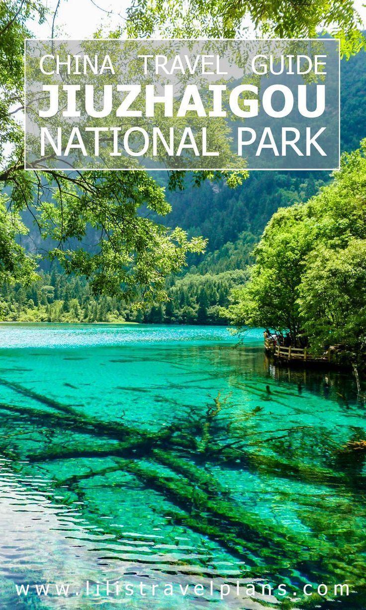 CHINA TRAVEL GUIDE - Jiuzhaigou national park