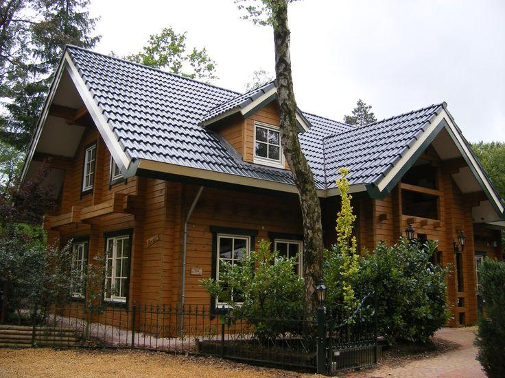 Finnhouse 3060 Hoenderloo Loghome
