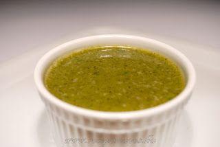 Céklaleveles zöldborsó krémleves ~ Receptműves