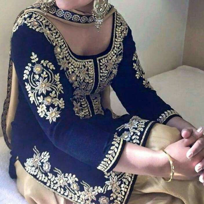 beautifull punjabi salwar suit get it made at @nivetas for purchase query whatsapp +917696747289 visi us at https://www.facebook.com/punjabisboutique  shipping world wide  Punjabi salwar suit, embroidered salwar suit #Salwarsuits #PunjabiSuit