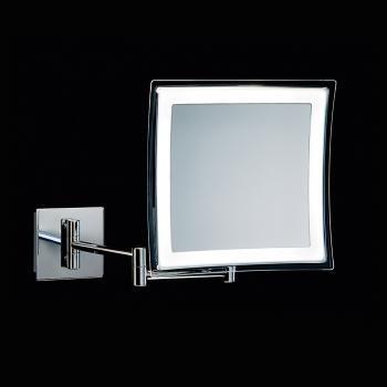 Günstig Bei REUTER Kaufen: Decor Walther BS 84 Wand Kosmetikspiegel, LED  Beleuchtet, Vergrößerung, Batterie 0119700 ✓ Mit Best Preis Garantie.