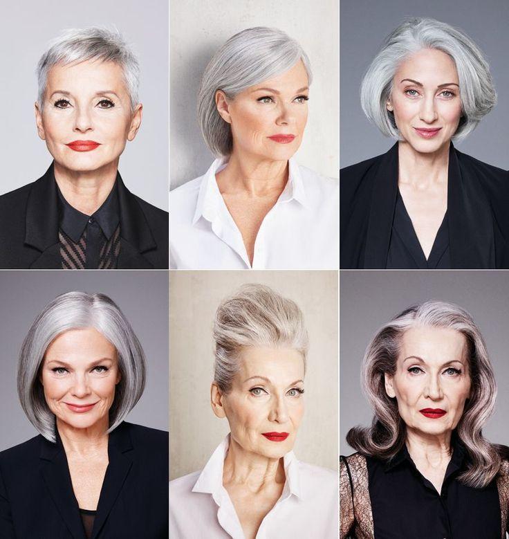 die 25 besten ideen zu frisuren graue haare auf pinterest graue haarfarben haarfarbe grau. Black Bedroom Furniture Sets. Home Design Ideas