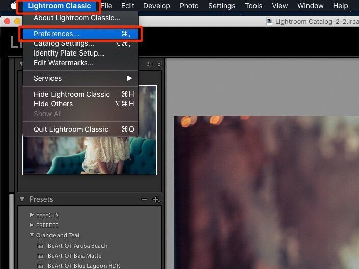 How to add xmp files to lightroom