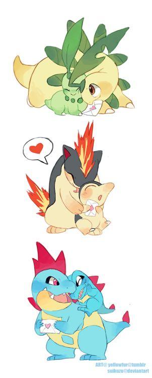 Pokemon love