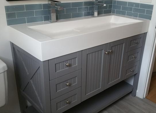 48 inch bathroom vanity double vanity