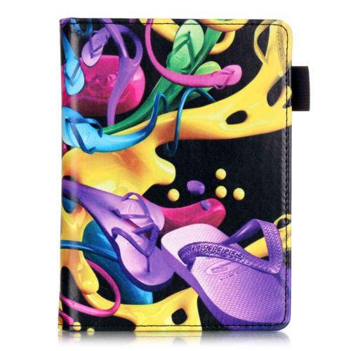 Slim-Leather-Folio-Case-Cover-For-New-6-039-039-Amazon-Kindle-E-reader-2016-8th-Gen
