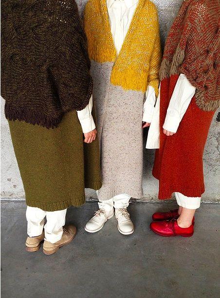#Farbbberatung #Stilberatung #Farbenreich mit www.farben-reich.com inspirace pro Kláru svetry jaro