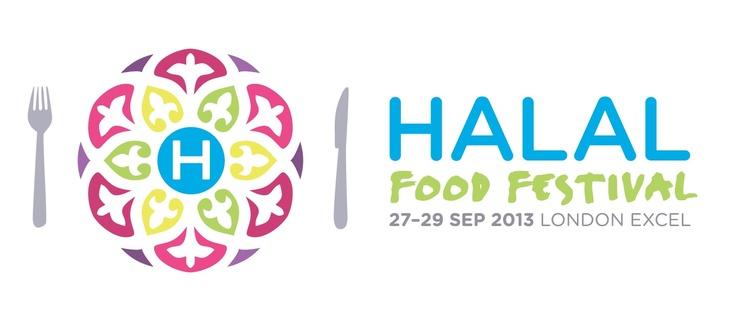 Halal Food Festival Official Logo