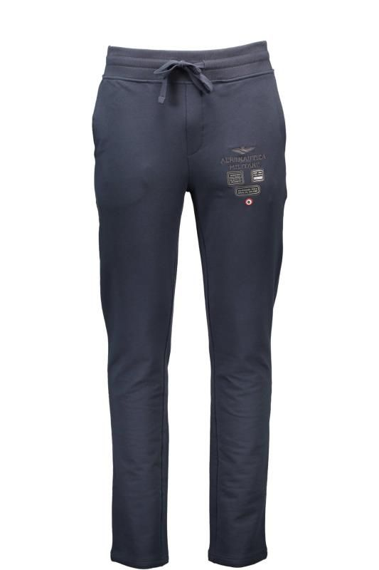 Pantaloni Uomo Aeronautica Militare (BO-CF AM-HP9001 102 BLUE) colore Blu