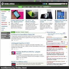 BlackBerry Classic screenshot