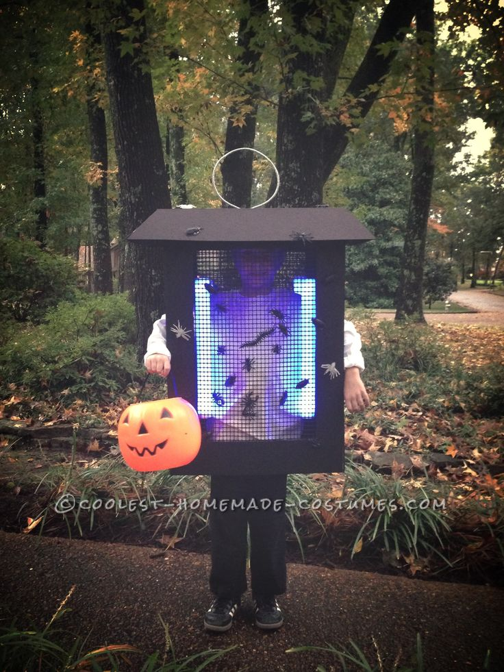 Mom, I Want To Be A Bug Zapper for Halloween!... This website is the Pinterest of costumes