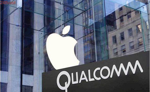 Apple contra-ataca e diz que modelo de negócios da Qualcomm é 'inválido'