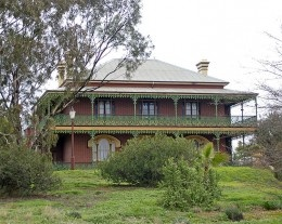 The beautiful but sinister Monte Cristo Homestead in Junee, New South Wales. Supposed to be the most haunted home in Australia.