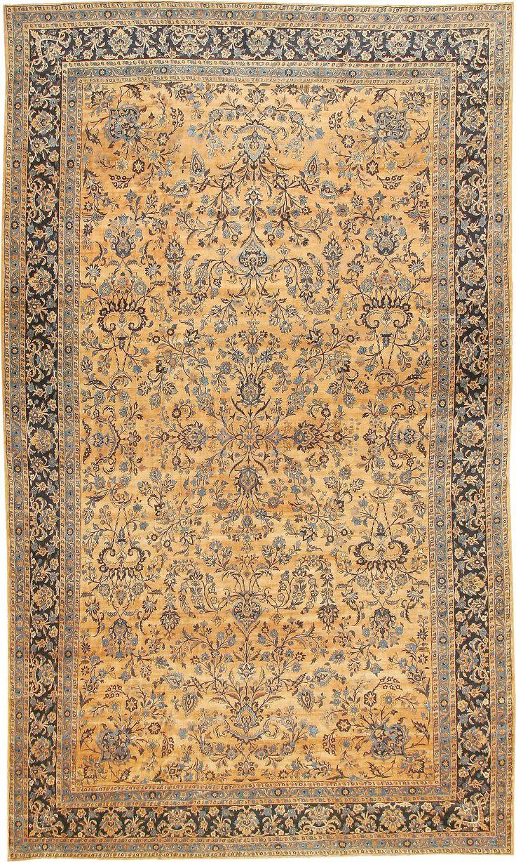 Antique Kerman Persian Rug 42101 Main Image - By Nazmiyal