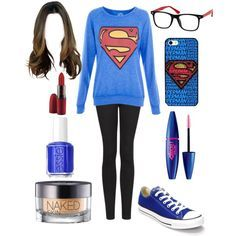 Geek Outfit on Pinterest | Cute Geek Outfits