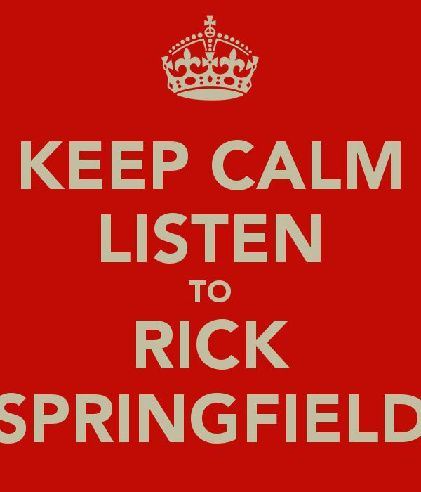 Google Image Result For Http 30: 1000+ Images About Rick Springfield, My True Love Of 30