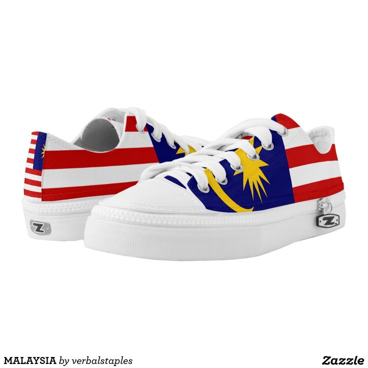 #MALAYSIA PRINTED SHOES