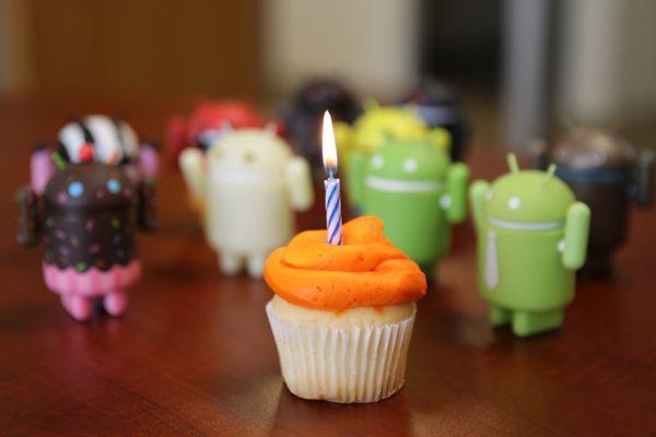 Android festeggia oggi il suo ottavo compleanno - http://www.tecnoandroid.it/android-festeggia-ottavo-compleanno-5935/ - Tecnologia - Android