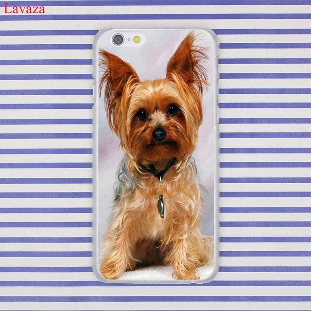 Yorkshire terrier Case Cover for iPhone 7 7 Plus 4 4s 5 5s 5c SE 6 6s Plus