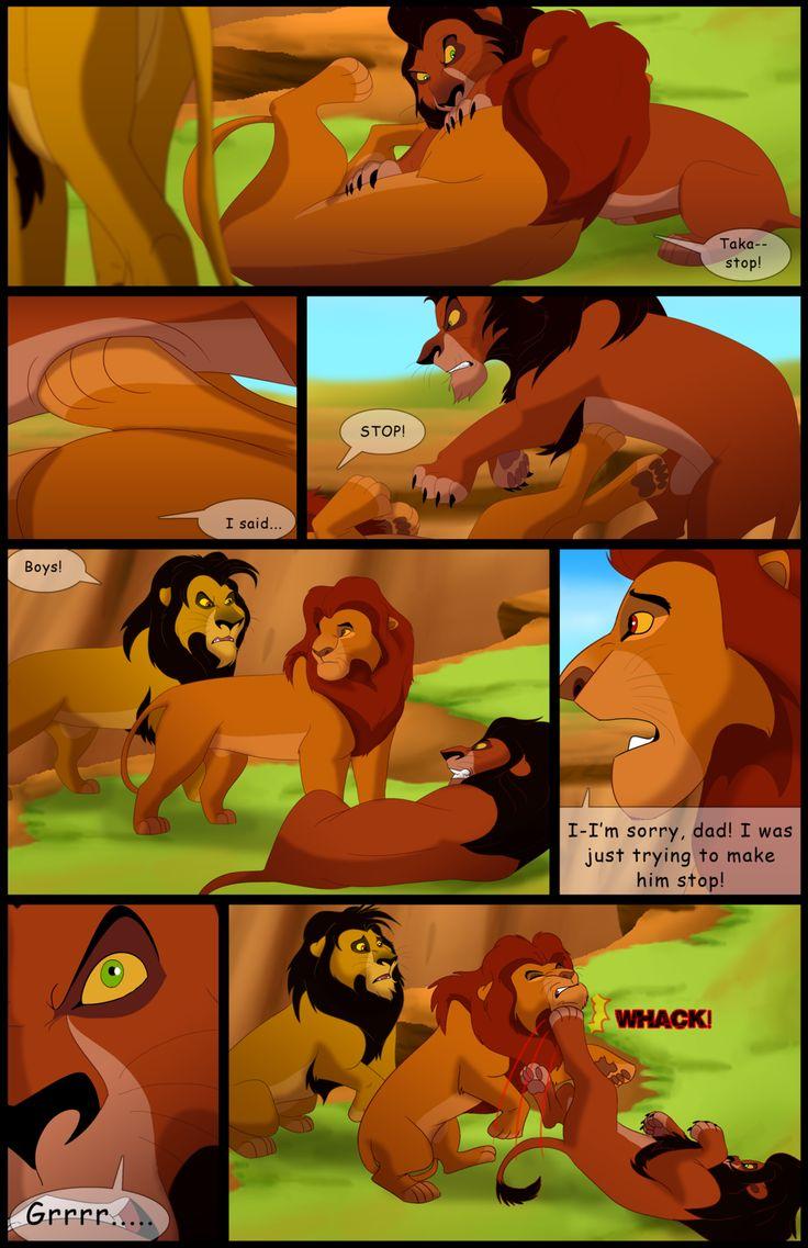 Litros el rey leon porno gay