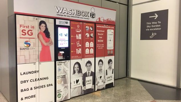 Rise of the (vending) machines: Singapore takes ...