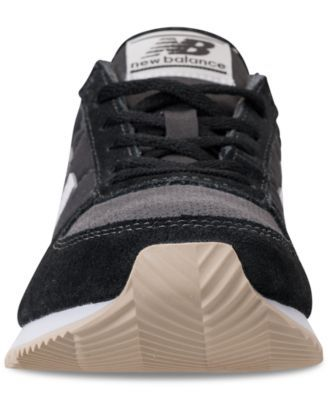 New Balance Women s 220 Casual Sneakers from Finish Line - Black 5.5 ... 8f1e21eb244b