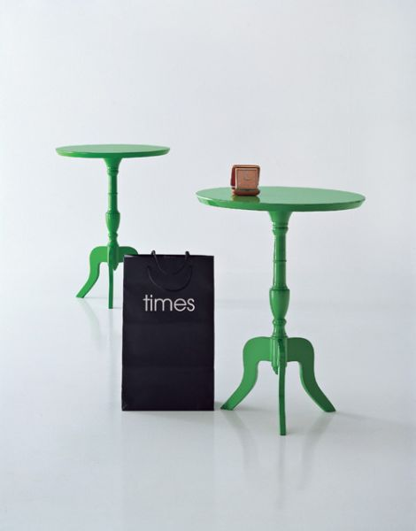 Dandy coffee table - design Oggimai Studio - Miniforms