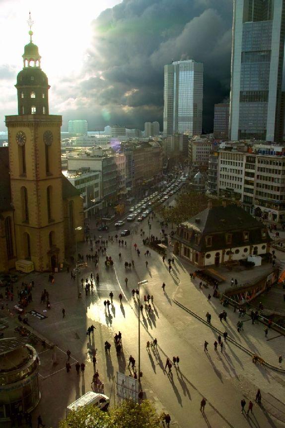 Frankfurt am Main - Hauptwache