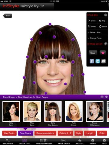 Hair Style Apps Best 25 Hairstyle App Ideas On Pinterest  Home Layout Planner .