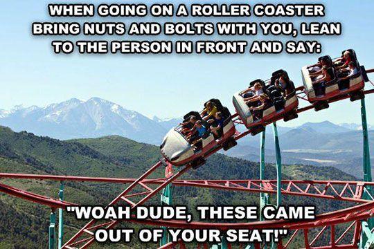 Roller Coaster Prank