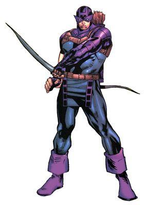Hawkeye - Marvel comics
