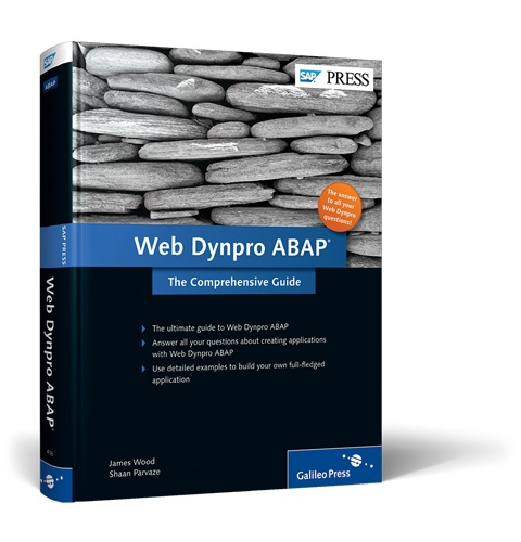 November New Release: Web Dynpro ABAP: The Comprehensive Guide
