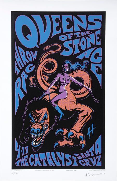 Queens of the stone age Stoner rock II
