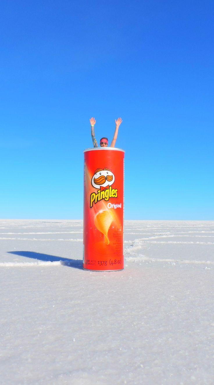 Fun photos at Salar de Uyuni aka The Salt Flats of Bolivia.