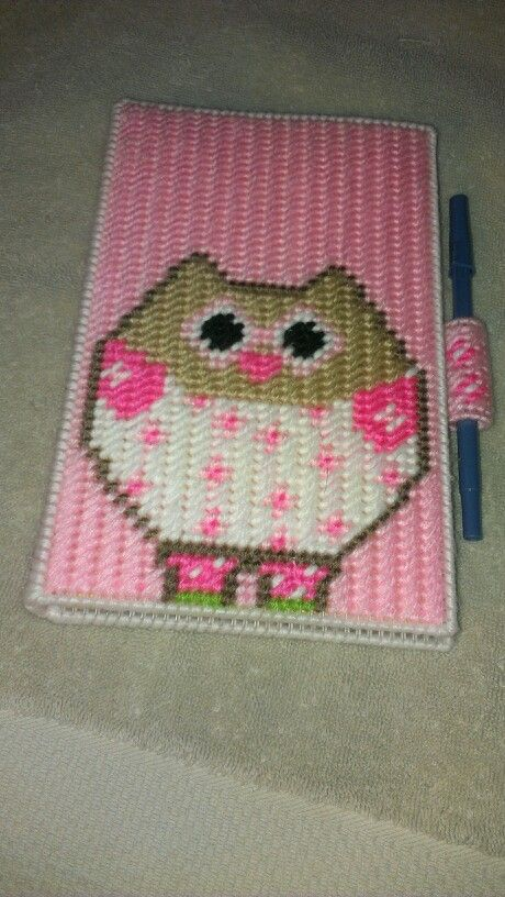 Owl Notepad Holder