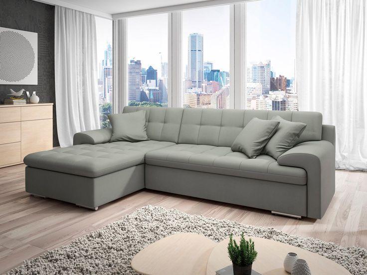 die 25 besten ecksofa mit schlaffunktion ideen auf pinterest ecksofa schlaffunktion sofa. Black Bedroom Furniture Sets. Home Design Ideas