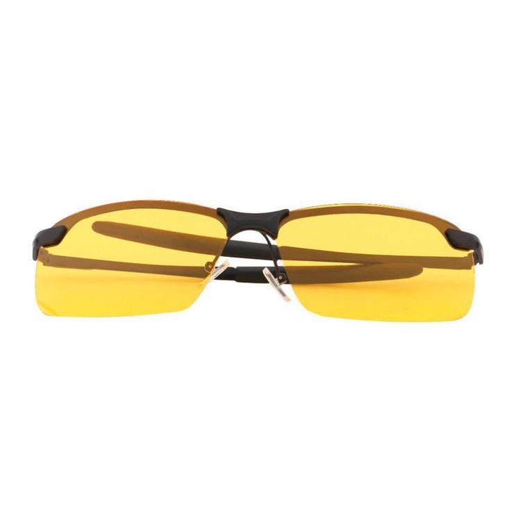 Classic HD Night Vision Anti-Glare & Anti-Reflective Polarized Goggles Glasses UV400 Driving Sunglasses Goggles Eyewear