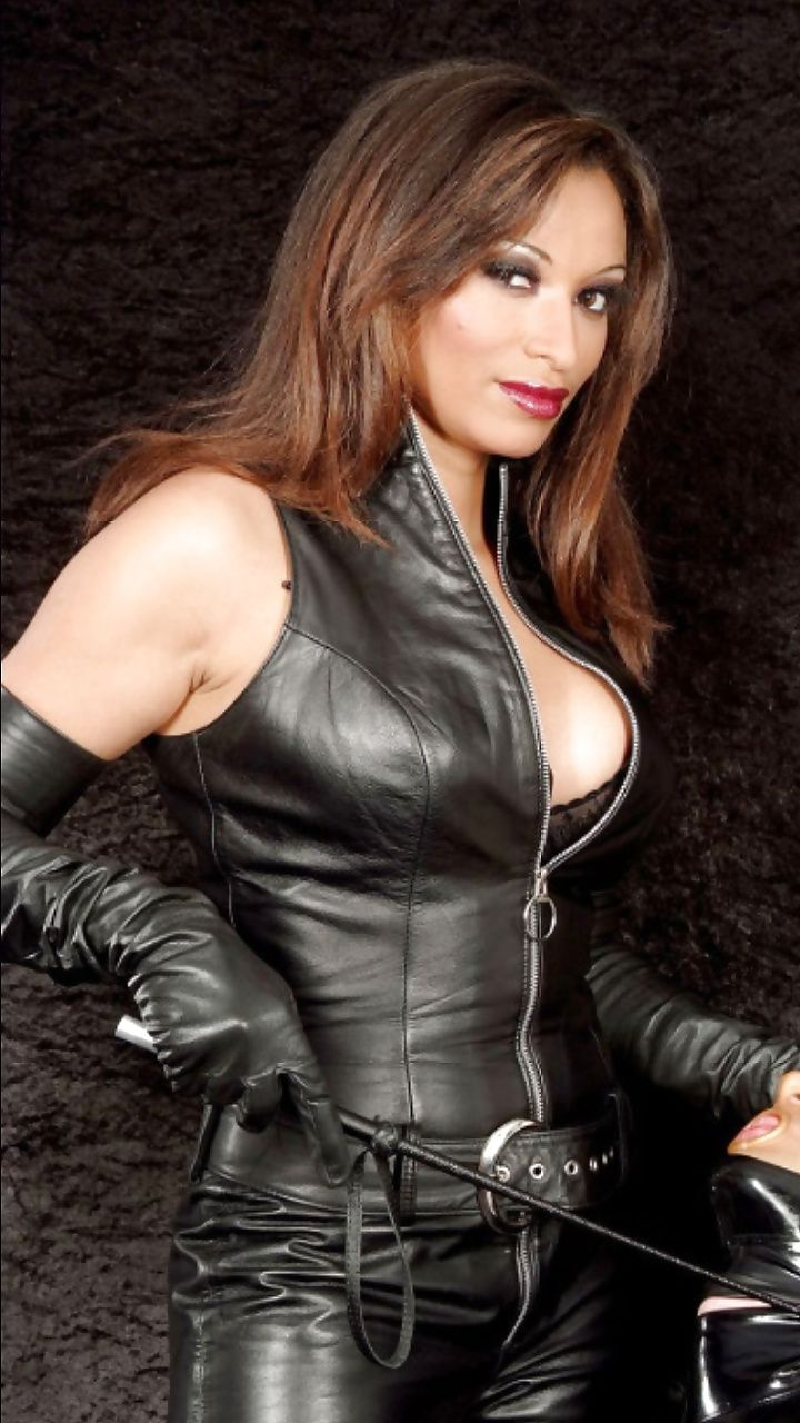 dominatrix woman