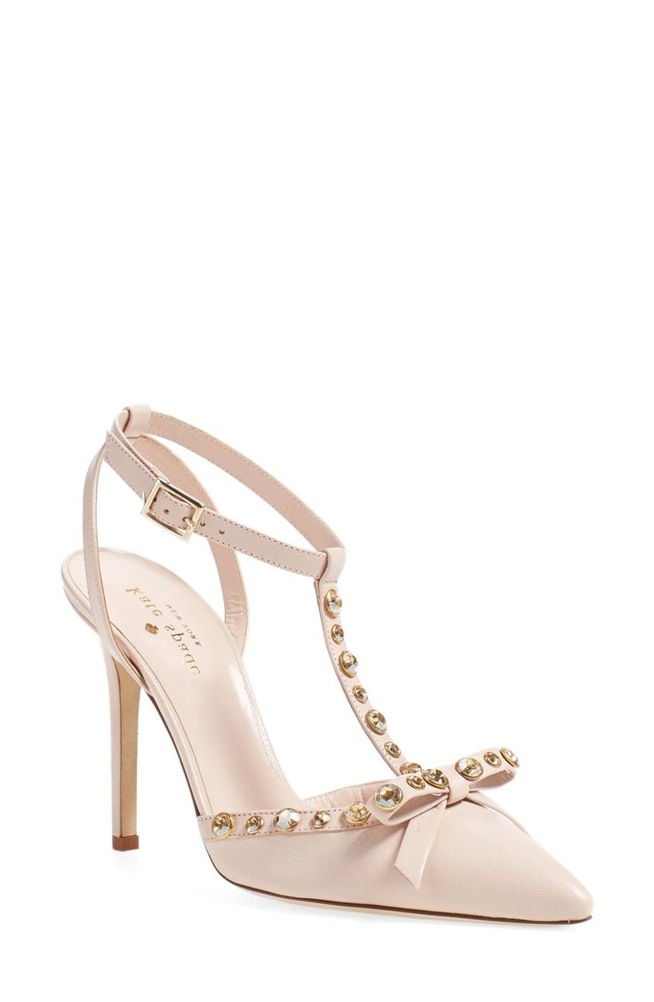Can't get over how delightsome these kate spade new york 'lydia' pumps are. They're a sweet addition to any ensemble.