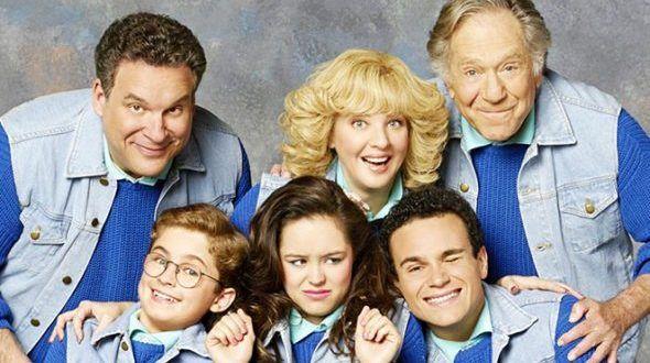 THE GOLDBERGS : Renouvelée pour une saison 5 et une saison 6 par ABC !