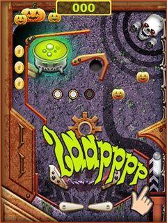 Jogue Scary Pinball online no Lejogos! O Dia das Bruxas assustador! Jogue este jogo online de arcade clássico impressionante com um tema novo do Dia das Bruxas! Colete o maior número de pontos q