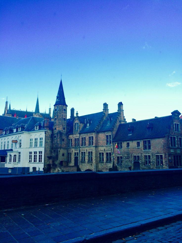 Day 4 final destination: Bruges