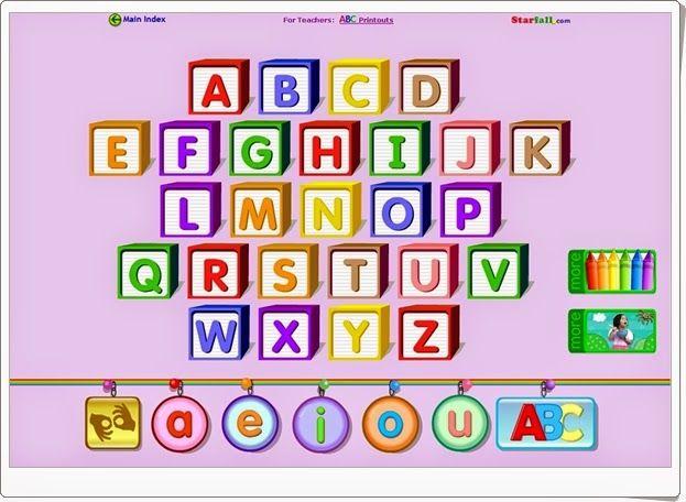 """""""ABCs"""" es una aplicación para el aprendizaje del alfabeto en inglés mediante actividades interactivas y animaciones. Útil para Educación Infantil y para 1º y 2º niveles de Educación Primaria."""