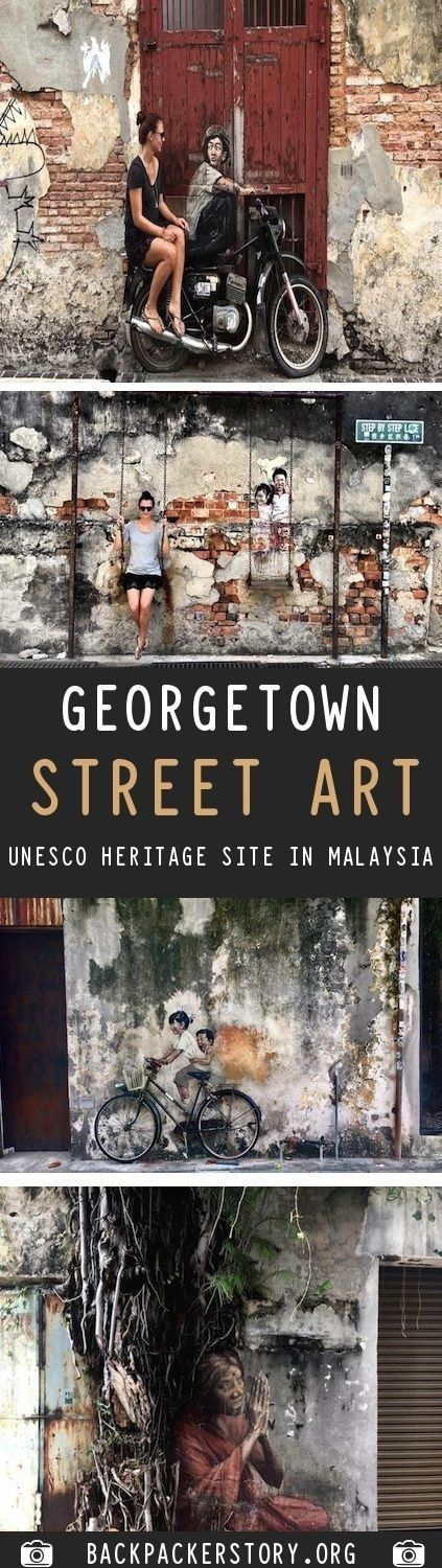Complete guide to Georgetown - a UNESCO Heritage Site in Malaysia