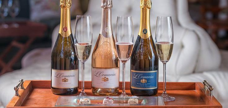 L'Ormarins+MCC+and+nougat+–+a+pairing+of+the+senses+at+Anthonij+Rupert