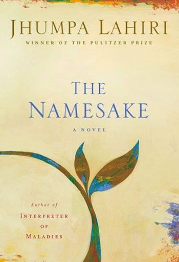 The Namesake by Jhumpa Lahiri The story is about love, respect but most of all about finding oneself. #indian #books