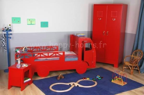firemen bed