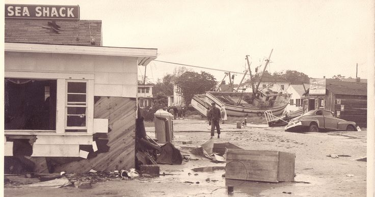 On October 15, 1954, Hurricane Hazel makes for a terrible day for the entire country. One county in rural North Carolina takes the most direct hit.